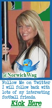 Norwich City News & all Top Bloggers Writers and Authors also see the Norwich Wag She is Absolutely Gorgeous #ncfc
