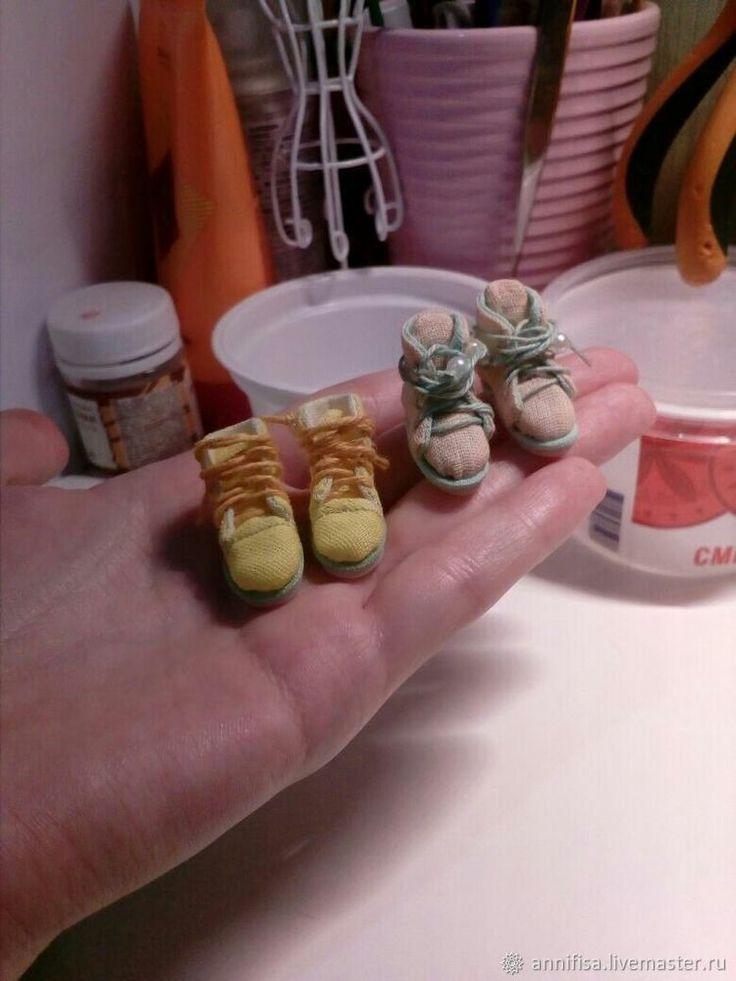 Как сделать обувь для кукол. Мой способ - Ярмарка Мастеров - ручная работа, handmade