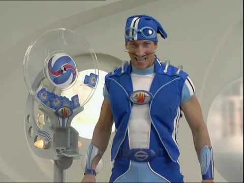 Sportacus Interactive Game (LazyTown DVD Exclusive) - YouTube