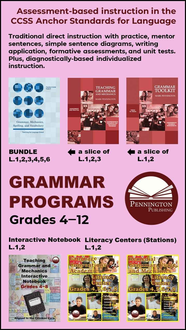 Check Out The Variety Of Our Grammar Usage And Mechanics Programs All Feature Assessment Based Inst Teaching Reading Strategies Grammar Reading Intervention [ 1280 x 720 Pixel ]