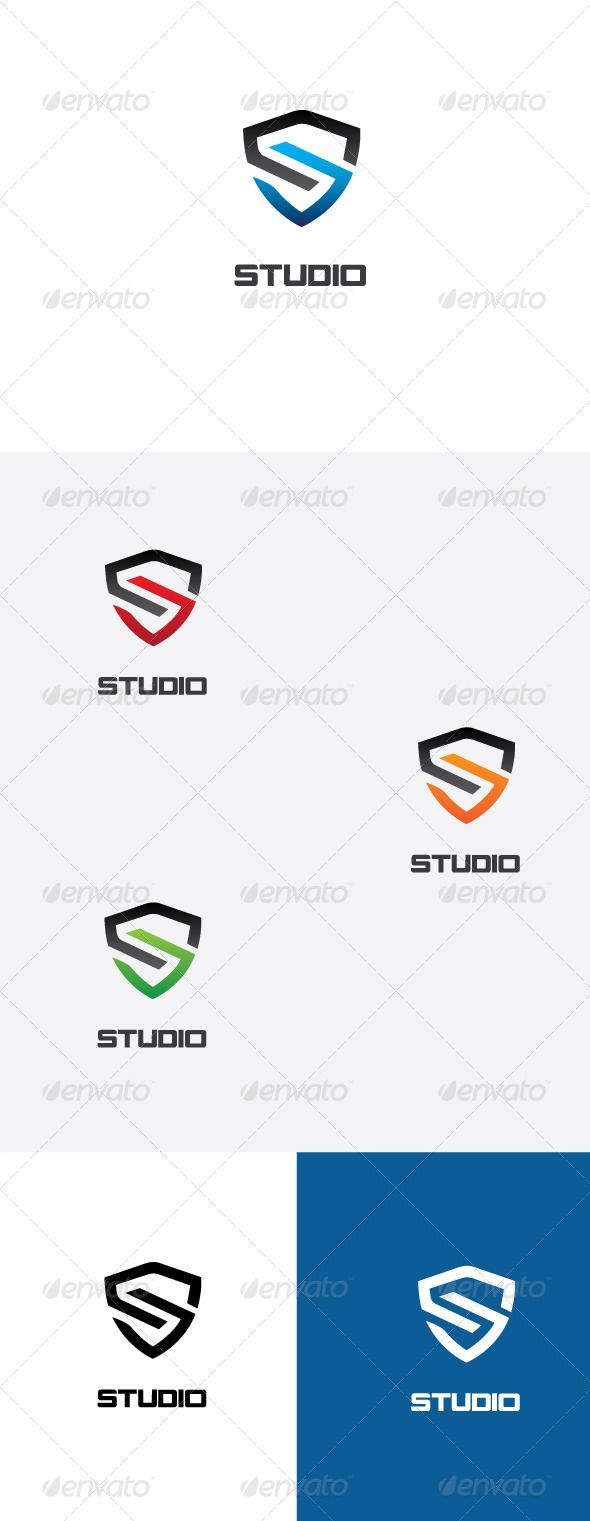 S Letter. - Logo Design Template Vector #logotype Download it here: http://graphicriver.net/item/s-letter-logo-template/6460651?s_rank=500?ref=nesto