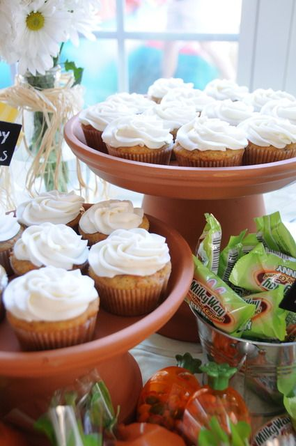 Peter Rabbit Baby Shower Party Ideas | Photo 2 of 17 | Catch My Party