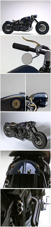 Destino Custom Garage - 'Samurai'