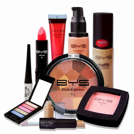 Image result for bys cosmetics