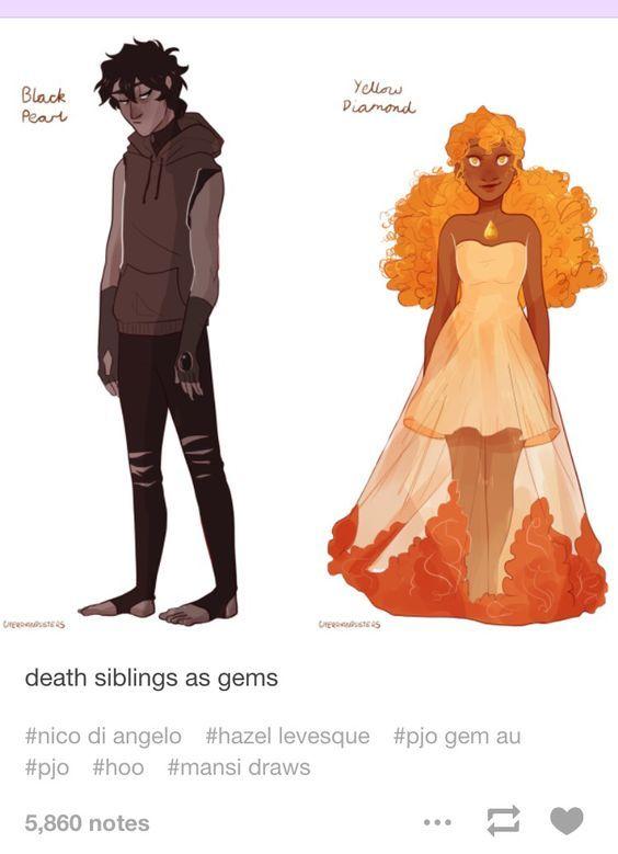 Children of death || Percy Jackson