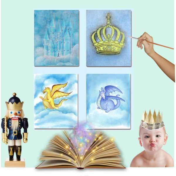 Baby Crown Wall Decor : Best images about baby boy nursery decor boys rooms