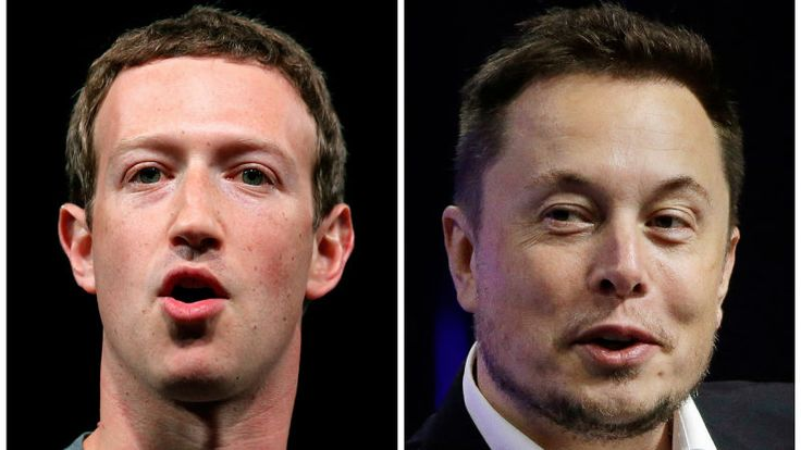 "Tech giants Elon Musk and Mark Zuckeberg have been engaged in a very public, somewhat silly and self-indulgent battle over artificial intelligence lately. Musk has warned AI-powered robots could usher in some form of automated war to give humanity its richly deserved demise, while Zuckerberg responded by saying he is ""really optimistic"" it could usher a golden age of lifesaving technology."