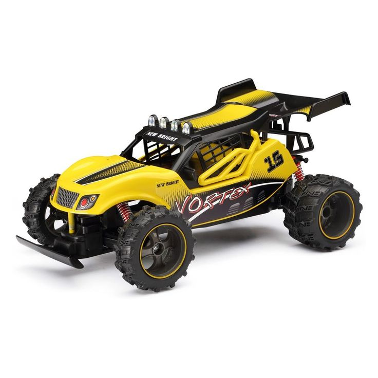 Kids RC Car Toy Buggy Vehicle Children Boys Remote Radio Control Christmas Gift. Perfect for showing off his love of cars, the New Bright 1:14 Baja Extreme Vortex Radio Controlled Toy provides hours of entertainment. | eBay!