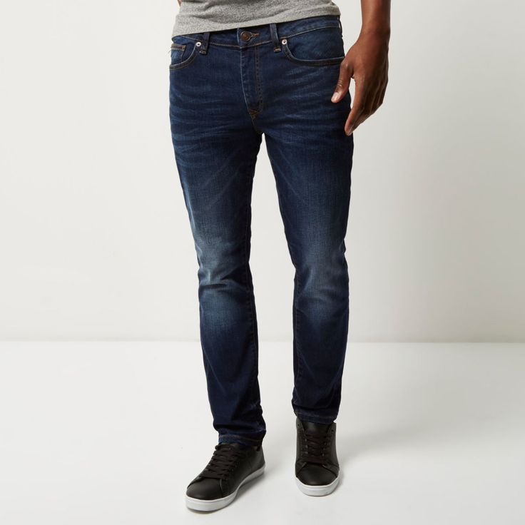 Here are the 12 best picks that all ring up under $100. https://www.esquire.com/style/mens-fashion/g14463864/best-cheap-jeans-men/ #mens #jeans #fashion