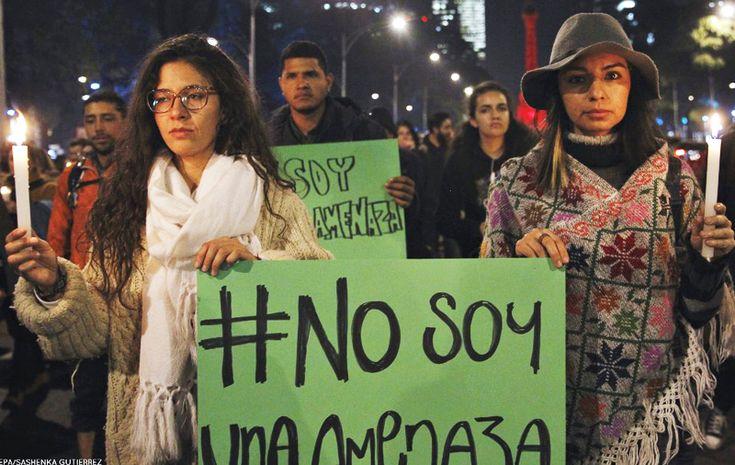 'Lamentable' la aprobación de la Ley de Seguridad Interior, ONU-DH  #LeydeSeguiridadInterior #ONUDH #DDHH #México #Noticias #Senado #DiputadosMéxico #SeguirdadSinGuerra