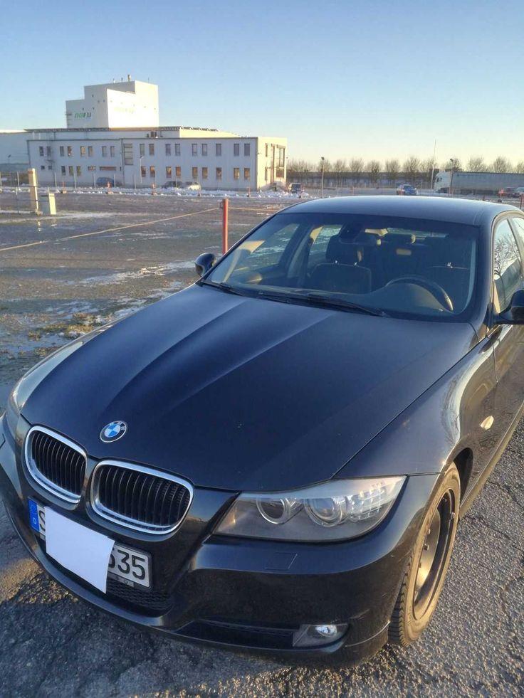 BMW 320d Limosine