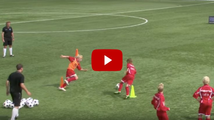 Youth Football Finishing Drills. The best soccer/football videos, drills and articles on the web for soccer/football coaches.