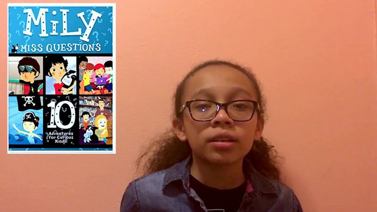 DVD Review: Mily Miss Questions - 10 Adventures for Curious Minds by KIDS FIRST! Film Critic Carla P. #KIDSFIRST! #MilyMiss