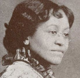 Annie Malone: First African American   Female Millionaire .Yes, Annie Malone was the first African American Female Millionaire, not Madame C.J. Walker. Mrs. Malone was Madame Walker's mentor.
