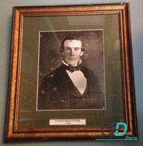 Canadian Club Whisky - History & Heritage :: Hiram Walker Himself! #CanadianClub #Whisky #Windsor #Walkerville #History #Heritage #Prohibition #CC #LocalTourism #Travel #Local #SightSeeing #Historic #HiramWalker #BrandCenter #BlogPost