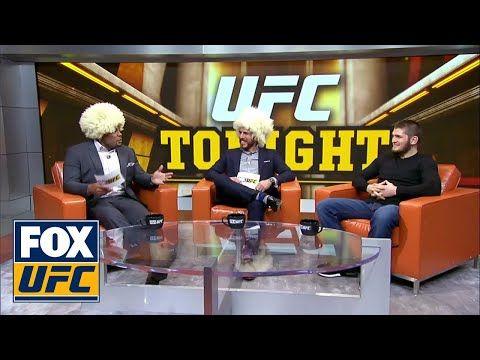 MMA Khabib Nurmagomedov drops by to talk all things MMA | UFC Tonight