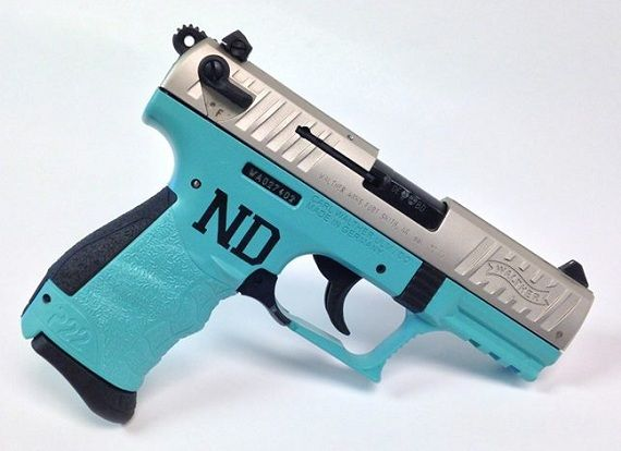 Blue Handgun 101 best Guns for the ...