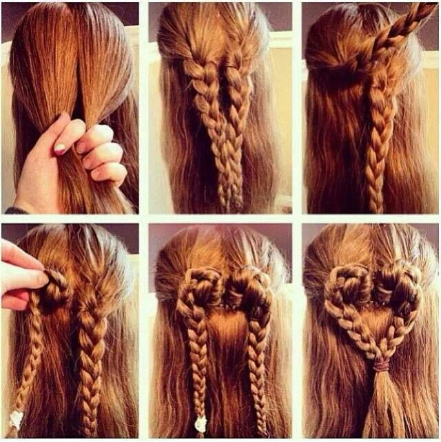 Sensational 1000 Images About Pretty Cool Braided Hair On Pinterest Lace Short Hairstyles Gunalazisus