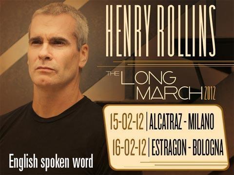 """Henry Rollins e la sua """"Parola Parlata""""... un nome una garanzia @  http://www.myspace.com/myspaceitalia/blog/545164512"""