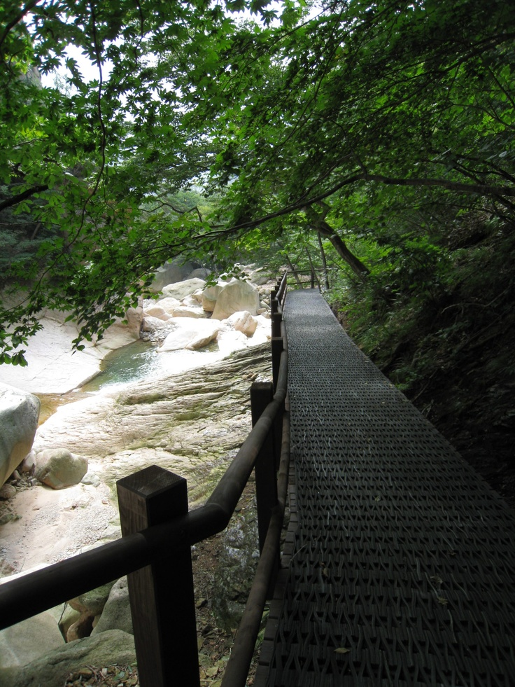 Jujeongol Valley, #Seoraksan National Park, #Sokcho, Korea