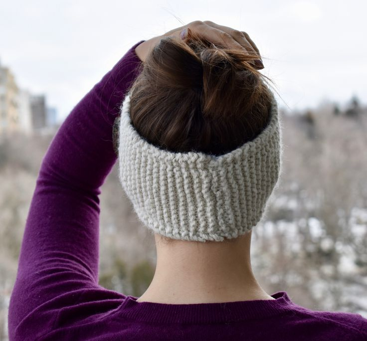 A thick knitted headband for the nature loving soul! This headband is hand-knit in Toronto and completely one of a kind. Hand-knit with ethically sourced and eco-friendly alpaca wool. Repurposed button made from fallen tree branches in Ontario. ($53.00 CAD)