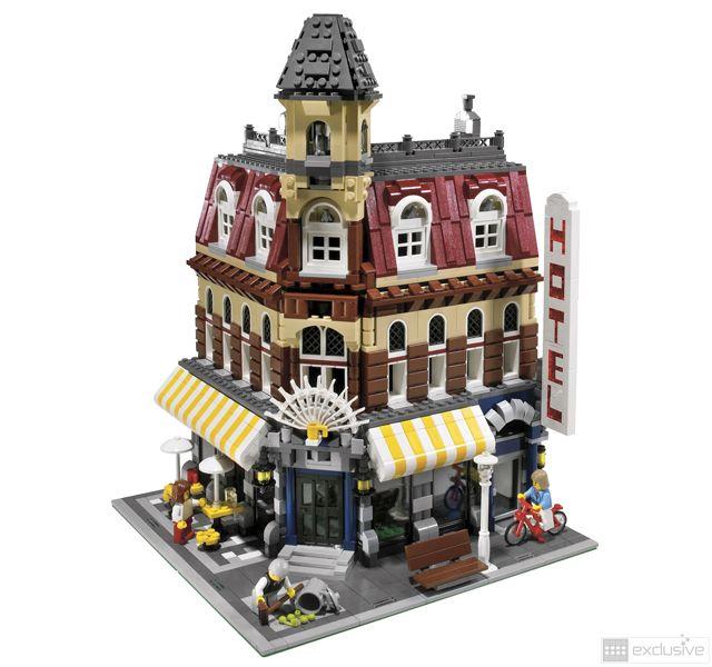 Lego Café Corner 10182