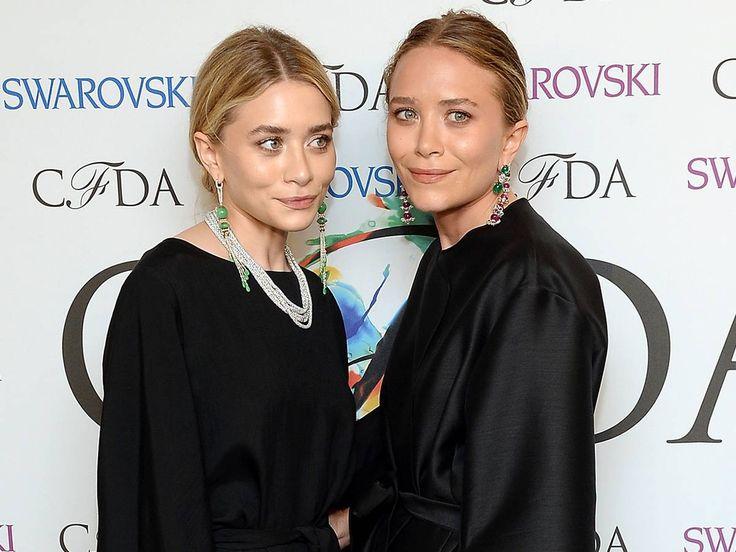 De var vackrast på CFDA Fashion awards/red carpet/ olsen twins