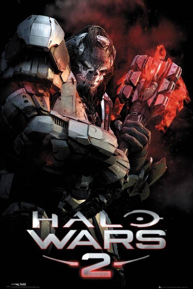 Halo Wars 2 Atriox Maxi Poster