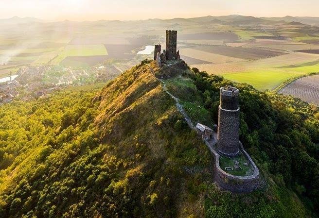 Castle Hazmburk, Czech republic