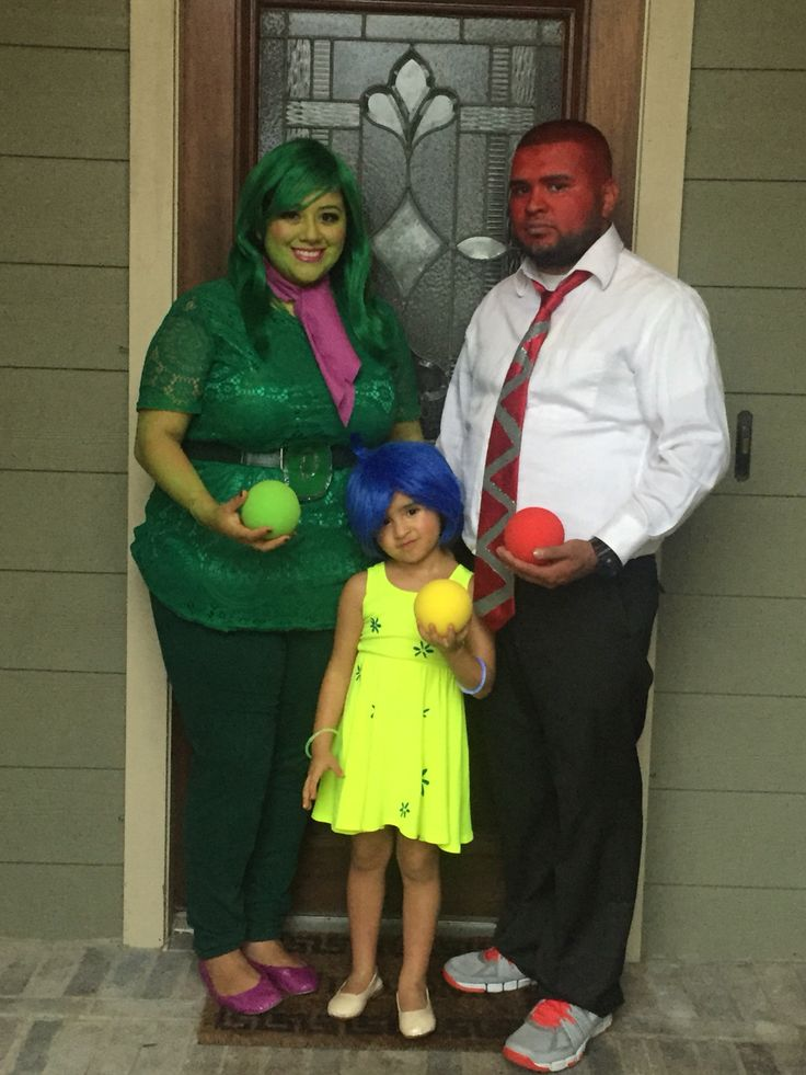 Inside Out - Everything Is Head Costume Make It Yourself