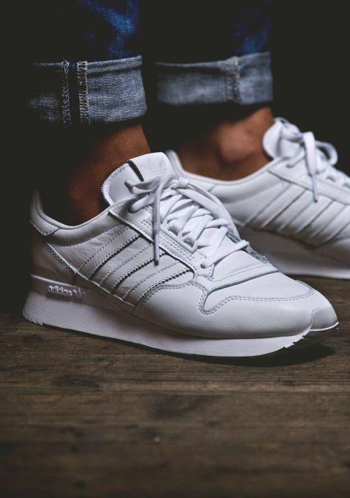 "unstablefragments: "" adidas ZX 500 OG 'White/White' Buy it @ SNS """