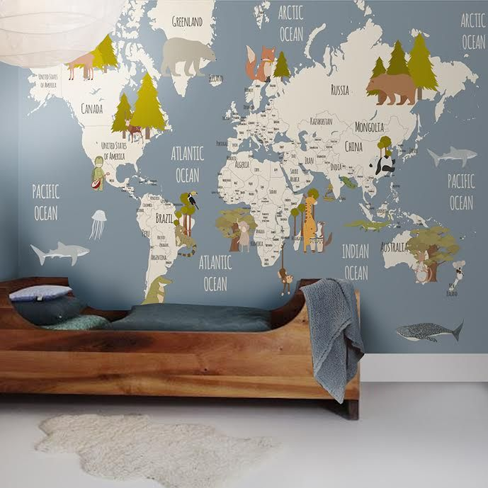 3 cool world map decals to get kids excited about geography 3 cool world map decals to get kids excited about geography creatures learning and kids wall decals gumiabroncs Image collections
