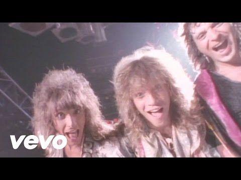Music video by Bon Jovi performing Livin' On A Prayer. (C) 1986 The Island Def Jam Music Group