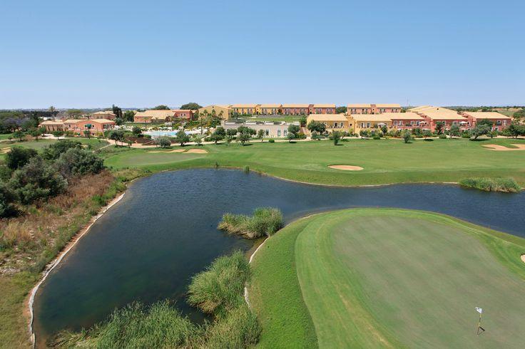Visuale dai campi da Golf