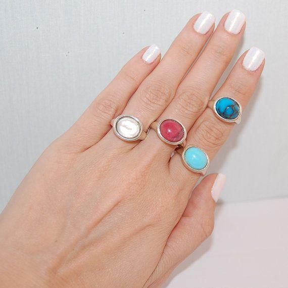 Boho ring Boho chic style Chevalier ring Greek style by kreitto