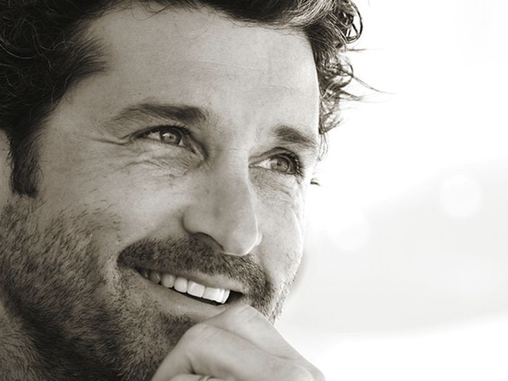 Patrick Dempsey another classical actor, love him