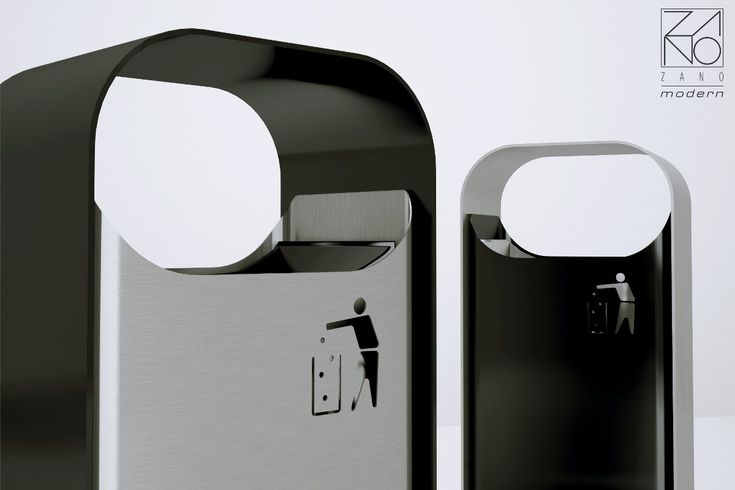 ZANO Street Furniture specialises in the modern design and manufacturing the highest quality street furniture, especially in stainless steel. Presented litter bins combine both design and innovation...