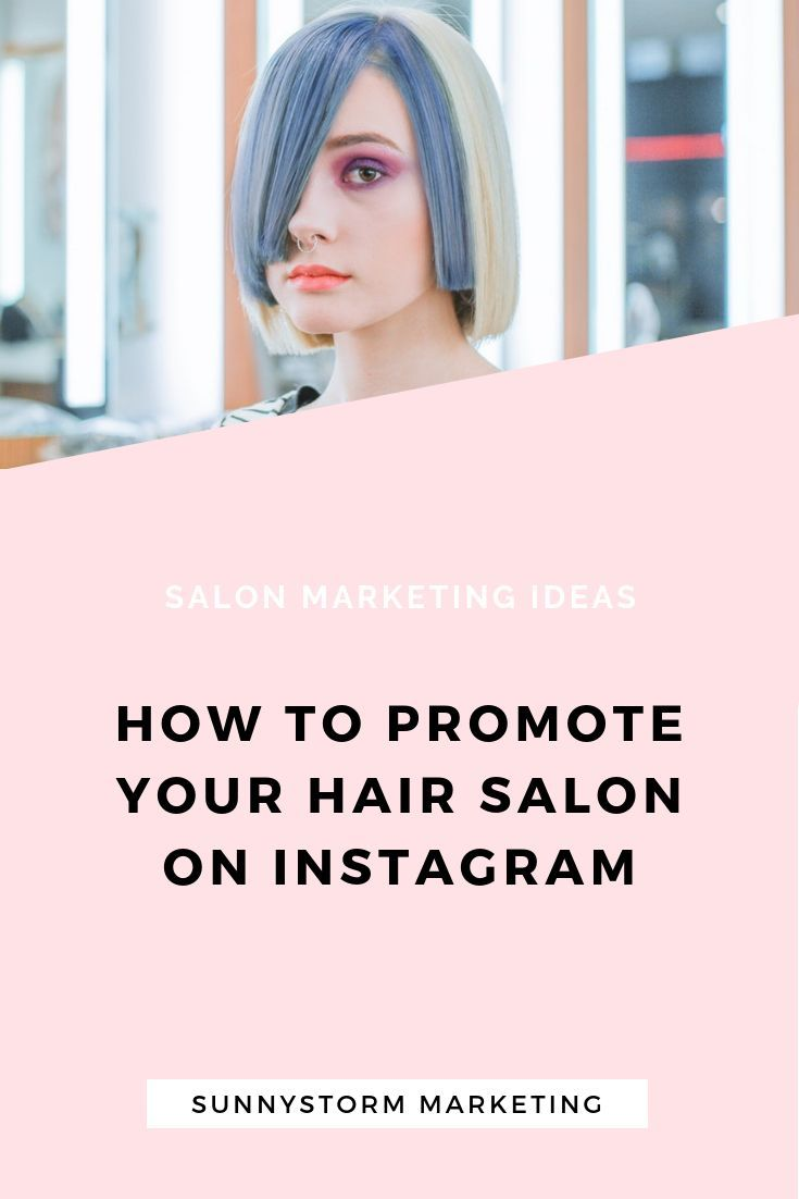 Salon Marketing Idea - Want to learn how to promote your beauty