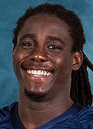 Denard Robinson.  How can you not love that smile?