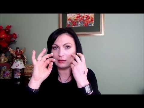 """Usuwanie włoskow na twarzy:) """"moja"""" metoda - YouTube"""