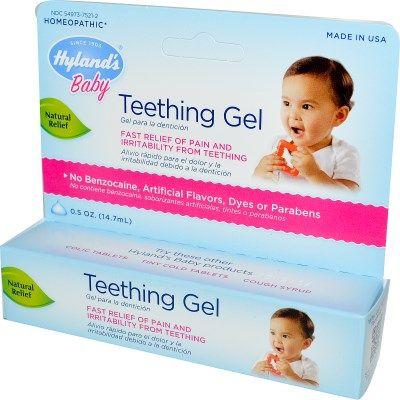 Hyland's, Baby, Teething Gel, 0.5 oz (14.7 ml)