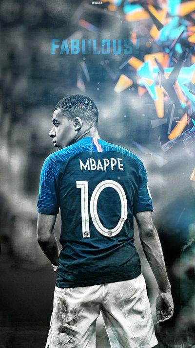 Mbappe|Wallpaper lockscreen by MWafiq-10 | Football | Lock ...
