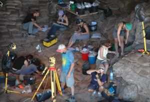 "South African cave ""one of the most significant archeological locations in…"