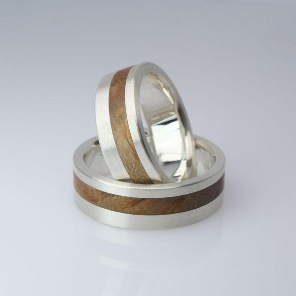 76 besten Holz Ringe Fingerringe Wooden Rings Finger Ring Bilder