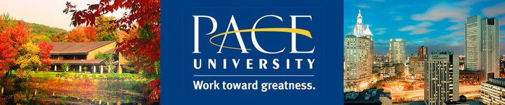 Work toward greatness  http://www.payscale.com/research/US/School=Pace_University_-_New_York%2c_NY/Salary