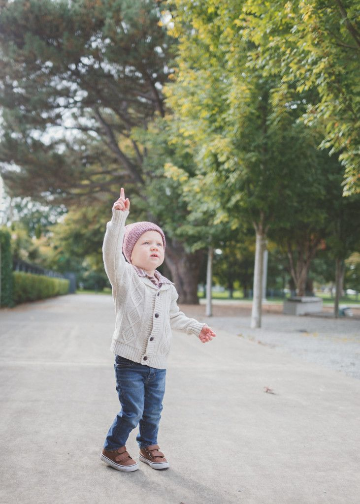 Little Boy – Fall Style