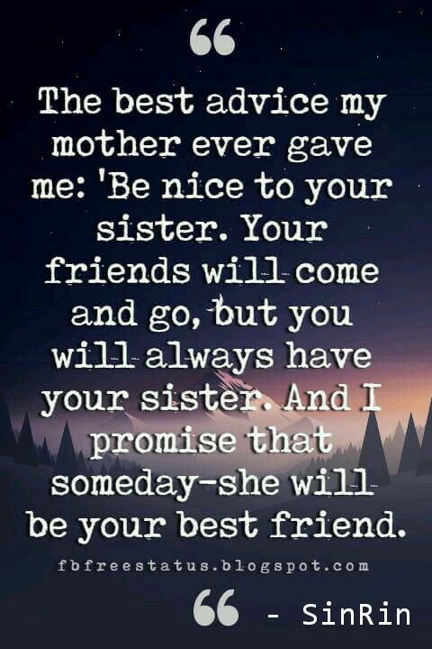 Sinrin Inspirational Quotes For Sisters Love Life Quotes Book Quotes Me Quotes