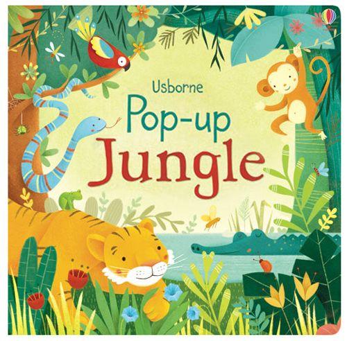 Pop-Up Jungle - alessandrapsacharopulo