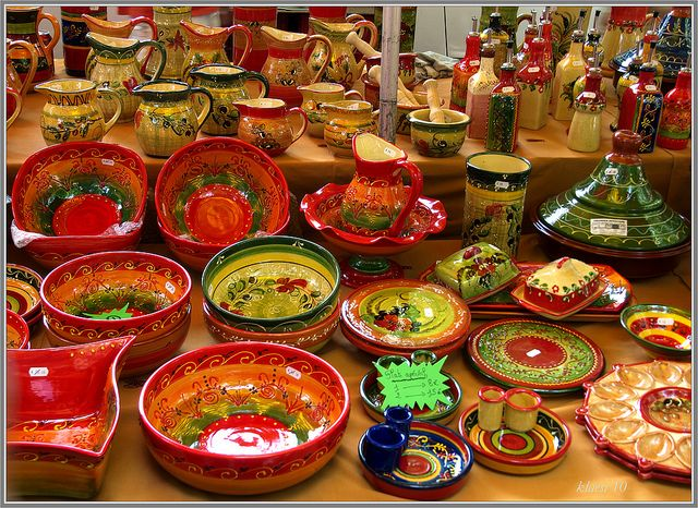 arles, provence #market #marche #provence #france #south #tourismepaca #tourismpaca #food #herbes #arles