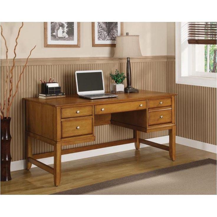 1211 31 Flexsteel Wynwood Furniture Gordon Writing Desk In